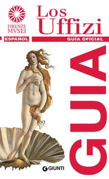 Capturtokyoedition.it Los Uffizi. Guía oficial Image