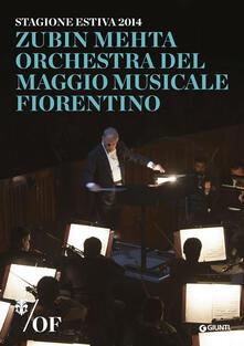 Zubin Mehta. Orchestra del Maggio Musicale Fiorentino - copertina