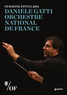 Daniele Gatti. Orchestre National de France - copertina