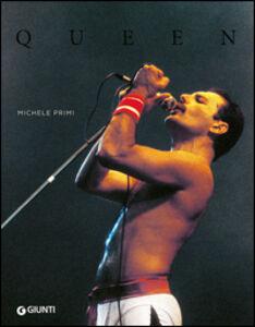 Libro Queen Michele Primi