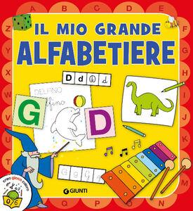 Libro Il mio grande alfabetiere
