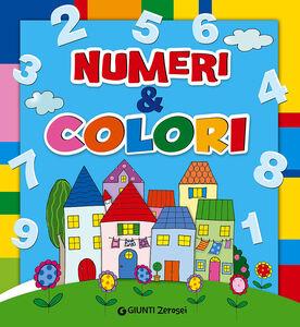 Libro Numeri & colori Martina Boschi
