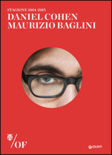 Daniel Cohen, Maurizio Baglini. Maggio Musicale Fiorentino - copertina