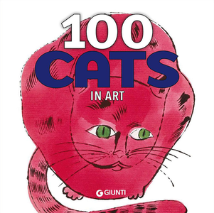Libro 100 cats in art