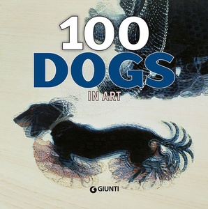 Libro 100 dogs in art