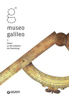 Osteriacasadimare.it Museo Galileo. Führer zu den Schätzen der Sammlung Image