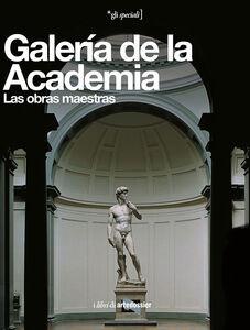 Libro Galería de la Academia. Las obras maestras Franca Falletti