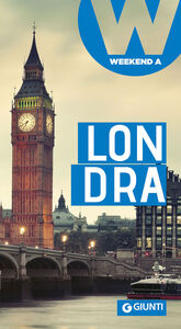 Foto Cover di Londra, Libro di  edito da Giunti Editore