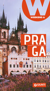 Foto Cover di Praga, Libro di  edito da Giunti Editore