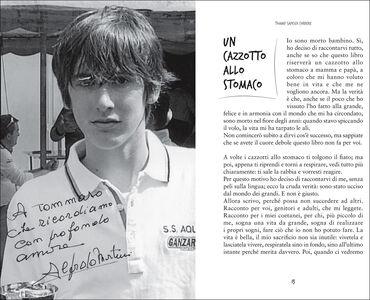 Libro Tommy sapeva correre Paolo Alberati 1
