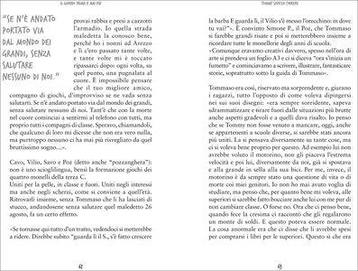 Libro Tommy sapeva correre Paolo Alberati 2