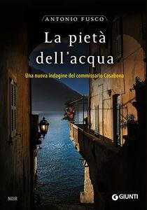 Libro La pietà dell'acqua Antonio Fusco