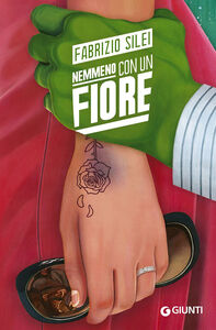 Libro Nemmeno con un fiore Fabrizio Silei