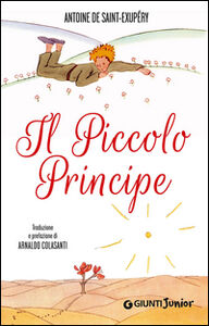 Libro Il Piccolo Principe (copertina bianca) Antoine de Saint-Exupéry