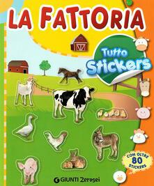 La fattoria. Tutto stickers. Ediz. illustrata.pdf