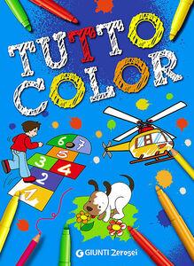 Libro Tutto color