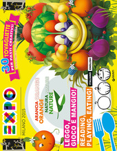 Expo. Leggo, gioco e mangio!-Reading, playing, eating! 30 tovagliette per pasti creativi!