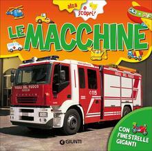 Filmarelalterita.it Le macchine. Ediz. illustrata Image