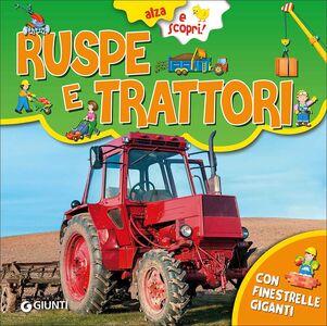 Libro Ruspe e trattori Veronica Pellegrini