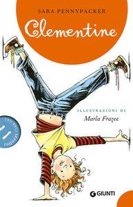 Foto Cover di Clementine, Libro di Sara Pennypacker, edito da Giunti Junior