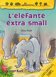 Libro L' elefante extrasmall Elisa Prati