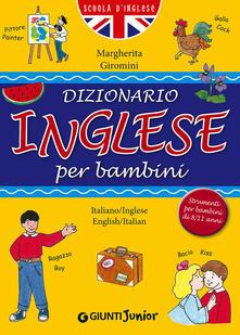 Dizionario inglese per bambini