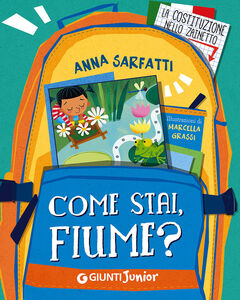 Libro Come stai, fiume? Anna Sarfatti