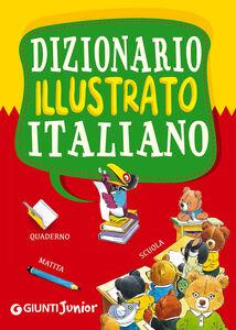 Foto Cover di Dizionario illustrato italiano, Libro di  edito da Giunti Junior