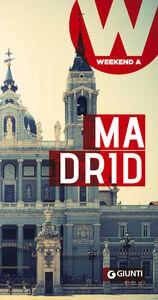 Foto Cover di Madrid, Libro di  edito da Giunti Editore