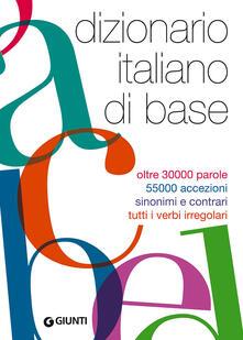 Daddyswing.es Dizionario italiano di base Image