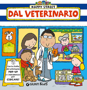 Libro Dal veterinario Simon Abbott