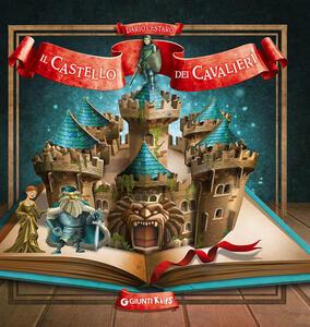 Il castello dei cavalieri. Libro pop-up