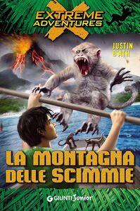 Libro La montagna delle scimmie Justin D'Ath