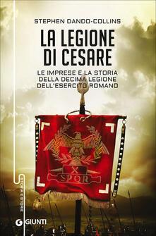 Antondemarirreguera.es La legione di Cesare. Le imprese e la storia della decima legione dell'esercito romano Image