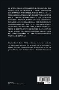 Libro La legione di Cesare. Le imprese e la storia della decima legione dell'esercito romano Stephen Dando-Collins 1