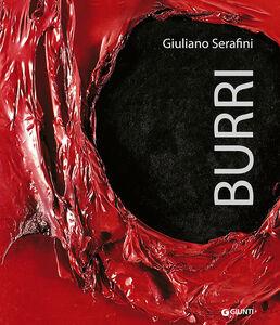Libro Burri Giuliano Serafini