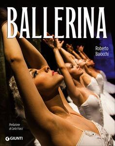 Libro Ballerina Roberto Baiocchi