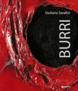 Libro Burri. Ediz. inglese Giuliano Serafini