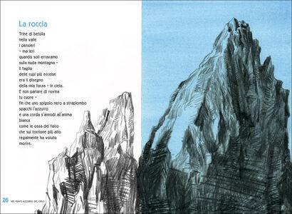 Libro Nel prato azzurro del cielo Antonia Pozzi 1