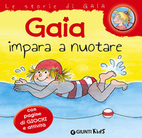 Gaia impara a nuotare - Schneider Liane - wuz.it