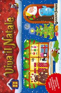 Libro Viva il Natale . Con gadget Giuliana Donati 0