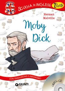 Libro Moby Dick. Con traduzione e dizionario. Con CD Audio Herman Melville