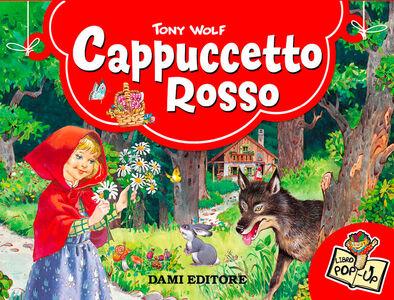 Libro Cappuccetto Rosso