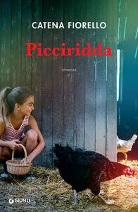 Libro Picciridda Catena Fiorello