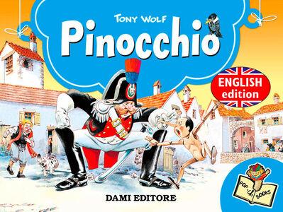 Foto Cover di Pinocchio. Ediz. inglese, Libro di  edito da Dami Editore