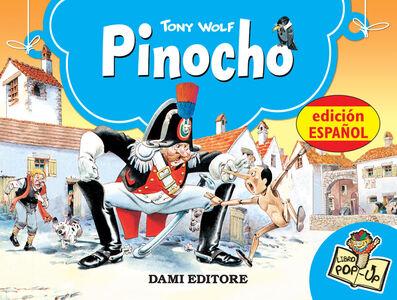 Foto Cover di Pinocchio. Ediz. spagnola, Libro di  edito da Dami Editore