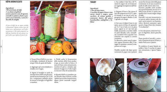 Foto Cover di Fermentati & germinati. Preparare e conservare alimenti ricchi di vita, Libro di Manuela Vanni, edito da Giunti Editore 2
