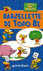 Libro Barzellette di Topo Bi