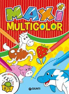 Libro Maxi Multicolor Francesca Pellegrino