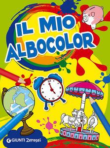 Libro Il mio albocolor